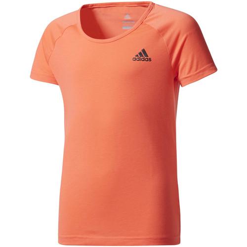 Vêtements Enfant T-shirts manches courtes adidas Performance T-shirt  Prime orange