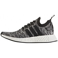 Chaussures Homme Baskets basses adidas Originals NMD R2 Primeknit - Ref. BY9409 Noir
