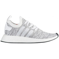Chaussures Homme Baskets basses adidas Originals NMD R2 Primeknit - Ref. BY9410 Gris