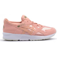 Chaussures Fille Baskets basses Asics Gel Lyte V Cadet - Ref. C540N-1717 Rose