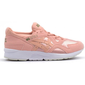 Chaussures Fille Baskets basses Asics Basket  Gel Rose