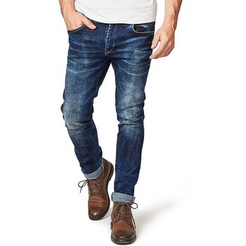 Vêtements Homme Jeans droit Petrol Industries Jean seaham boys slim fit bleu bleu