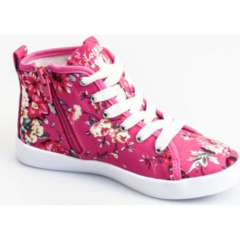 Chaussures Fille Baskets montantes Lelli Kelly LK7278 Sneakers Enfant FUCSIA FUCSIA