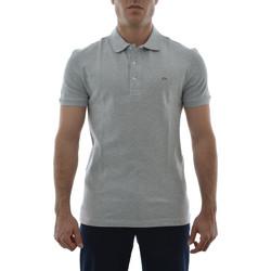 Vêtements Homme Polos manches courtes Lacoste ph4014 gris
