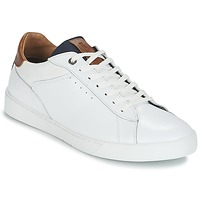 Redskins Baskets Otor blanches blanc - Chaussures Baskets basses Homme