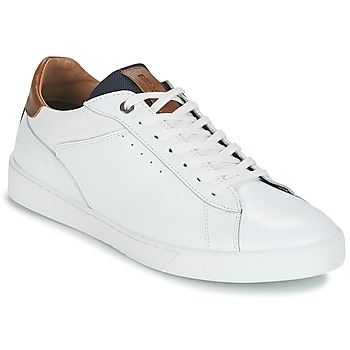 Chaussures Homme Baskets basses Redskins AMICAL Blanc