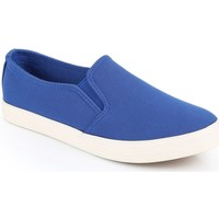 Chaussures Femme Slips on Pomme Passion Baskets slippers Oria Bleu