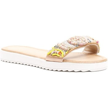Chaussures Femme Mules Pomme Passion Mules incrustées de strass Betsy Rose
