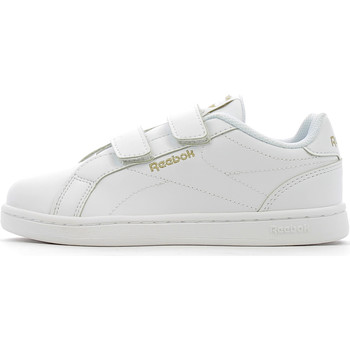 Chaussures Enfant Baskets basses Reebok Sport Royal Complete CLN White/Gold Metallic