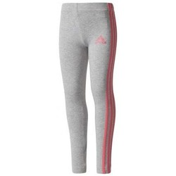 Vêtements Fille Leggings adidas Originals - LEGGING DE SPORT FILLE Gris