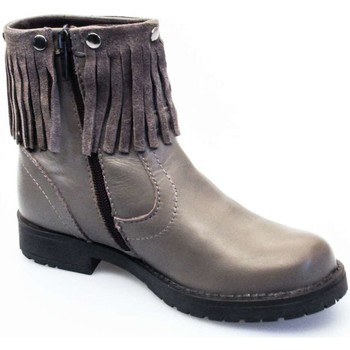 Chaussures Fille Bottines Lulu LL100007L TAUPE