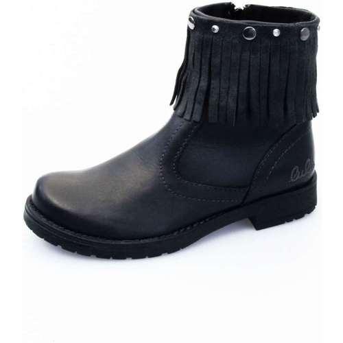 Chaussures Fille Bottines Lulu LULÙ LL100007L Bottines Enfant Gris Gris