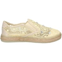 Chaussures Fille Slip ons Asso 54000 BEIGE