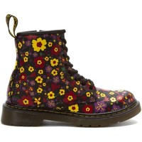 Chaussures Fille Bottines Dr Martens DELANEY 15382601 Bottes Enfant Multicolore Multicolore