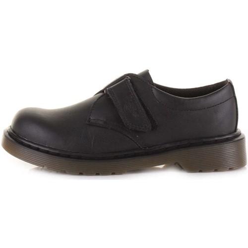 Chaussures Enfant Mocassins Dr Martens DMKJERBK16210002 French shoes Bébé Noir Noir