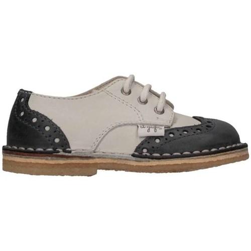 Chaussures Enfant Derbies Il Gufo G233 Basket Bébé Blanc Blanc