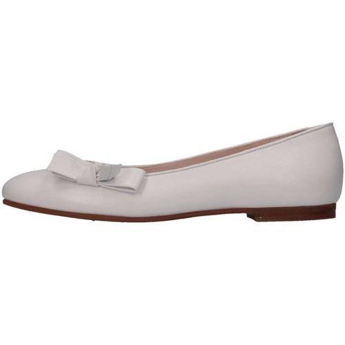 Chaussures Fille Ballerines / babies Il Gufo G321 Blanc
