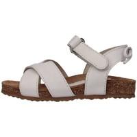 Chaussures Enfant Sandales et Nu-pieds Il Gufo G558 Sandales Bébé Blanc Blanc