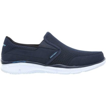 Chaussures Homme Slips on Skechers 51361 Slip-on Man Bleu Bleu