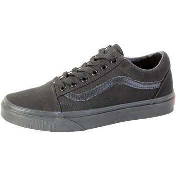 Chaussures Homme Baskets basses Vans Basket  Old Skool Black/Black Noir