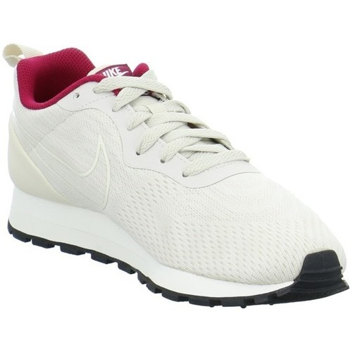 Chaussures Femme Baskets basses Nike MD Runner 2 Creme