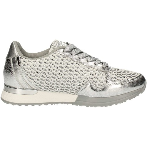 Chaussures Femme Baskets basses Laura Biagiotti 246 Argent