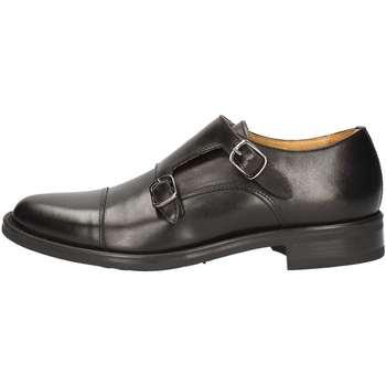 Chaussures Homme Derbies Hudson 320 Lace up shoes Homme Noir Noir