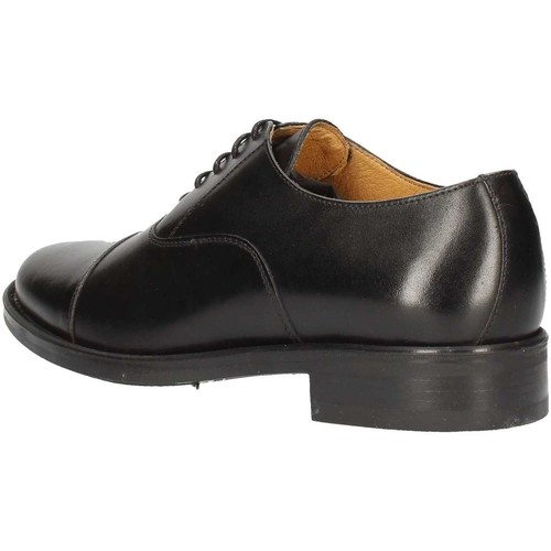 Chaussures Homme Derbies Hudson 904 Lace up shoes Homme Noir Noir