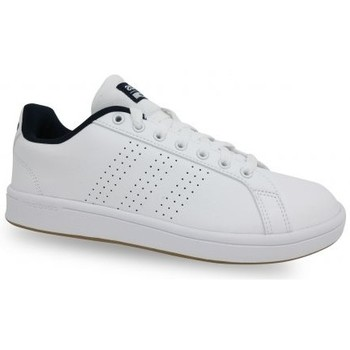 Chaussures Homme Baskets basses adidas Originals NEO - CHAUSSURE MODE HOMME CF ADVANTAGE CLEAN blanc