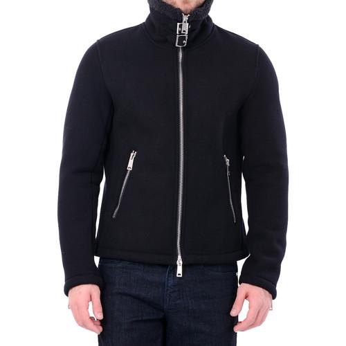 Vêtements Homme Polaires Armani jeans POLAIRE 6X6B62 6NKAZ Noir