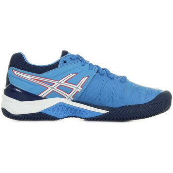 Chaussures Femme Baskets basses Asics Gel Resolution 6 bleu