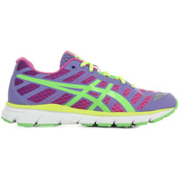 Chaussures Femme Baskets basses Asics Gel Zaraca 2 Pink Flash Green Purple rose