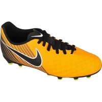 Chaussures Enfant Football Nike Magista Ola II FG JR jaune