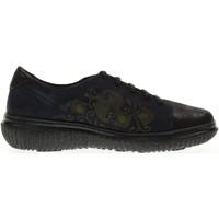 Chaussures Femme Baskets basses CallagHan  Blu