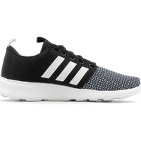 Chaussures Homme Baskets basses adidas Performance Cloudfoam Swift Racer Black / White