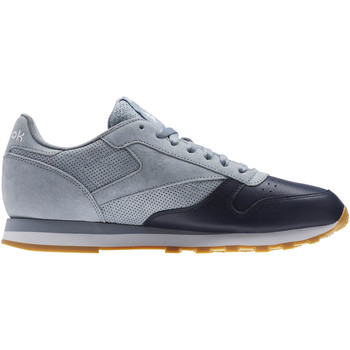 Chaussures Homme Baskets basses Reebok Classic Classic Leather LS Bleu