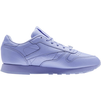 Chaussures Femme Baskets basses Reebok Classic Classic Leather L Purple