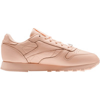 Chaussures Femme Baskets basses Reebok Classic Classic Leather L Orange