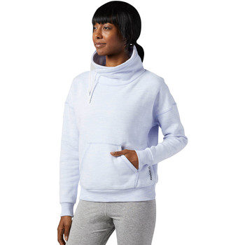 Vêtements Femme Sweats Reebok Sport Sweat Elements Marble Cowl Neck Multicolour