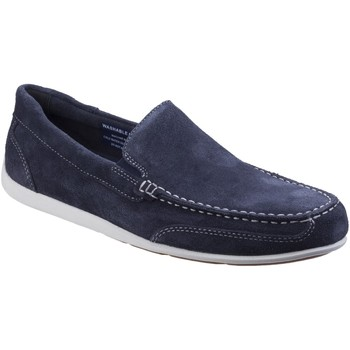 Chaussures Homme Slips on Rockport Bennett Lane 4  Venetian Blue