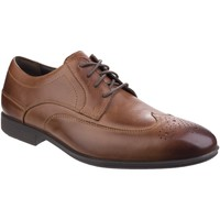 Chaussures Homme Derbies Rockport Wing Tip Brown