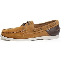 Chaussures Homme Chaussures bateau Schmoove CROWN RIVIERA Marron