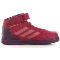 Chaussures Fille Baskets montantes adidas Originals S81093  Fille Pink Pink
