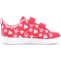 Chaussures Fille Baskets basses adidas Originals CG5742  Fille Pink Pink