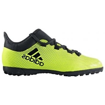 Chaussures Garçon Football adidas Originals CHAUSSURE FOOTBALL JUNIOR   X TANGO 17.3 TF J jaune