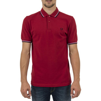 Vêtements Homme Polos manches courtes Fred Perry polos  mm3600 rouge rouge