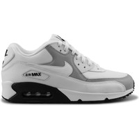Chaussures Femme Baskets basses Nike Wmns Air Max 90 Blanc Blanc