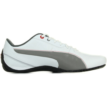 Chaussures Homme Baskets basses Puma Drift Cat 5 blanc