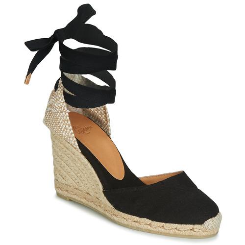 Chaussures Femme Sandales et Nu-pieds Castaner CARINA Noir