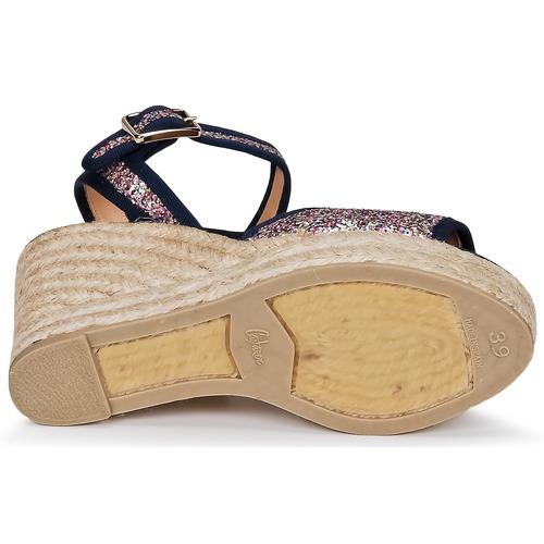 Et Castaner Multicolore pieds Sandales Nu Femme Galantus Ny80wPnvmO